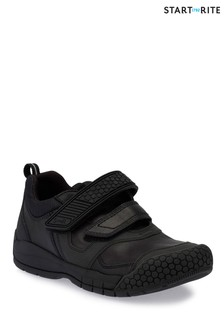 Start-Rite Black Score Shoe