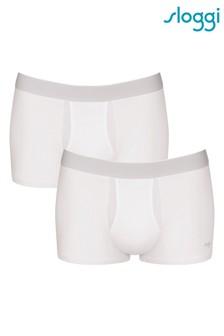Sloggi™ White Ever Fresh Hipster Two Pack
