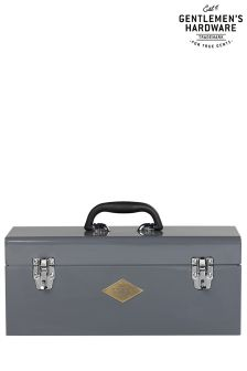 Gentleman's Hardware Metal Tool Box