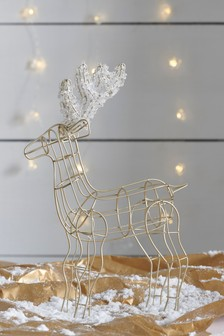 Wire Stag