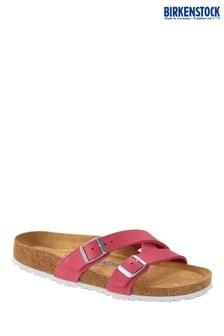Birkenstock Pink Yao Sandals