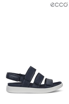 ECCO® Blue Sandal