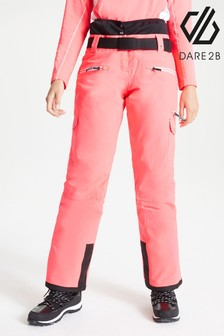 Dare 2b Pink Liberty Ii Waterproof Ski Pants