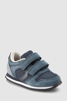 Buty sportowe zapinane na dwa paski (Młodsi)