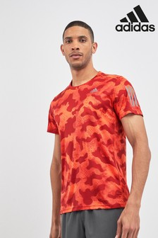 adidas Own The Run Printed Tee