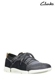Clarks Black Tri Amelia Shoe