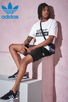 adidas Originals Black R.Y.V. Short