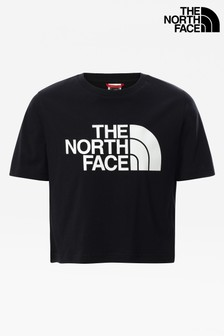 The North Face® Girls Easy Crop T-Shirt