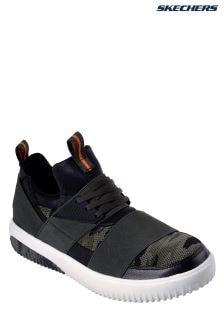 Skechers® - 绿色Ridged Pines运动鞋