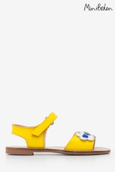Boden Yellow Holiday Sandal