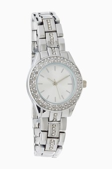 Small Sparkle Bracelet Watch