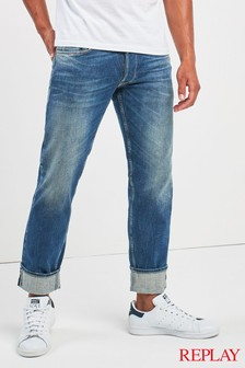 Replay® Ronas Selvedge Slim Fit Jean