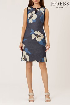 Hobbs Natural Sita Dress