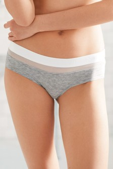 Supersoft Modal Low Rise Short Knickers