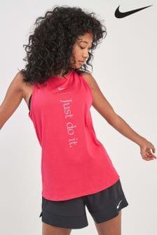 Nike Dry Pink JDI. Vest