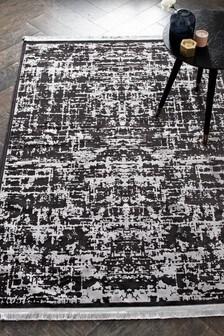 Velvet Abstract Rug