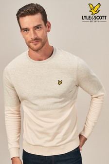 Lyle & Scott Colourblock Sweatshirt