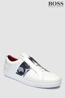 BOSS Futurism Slip-On Sneaker