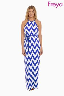 Freya Making Waves Cobalt Maxi Dress