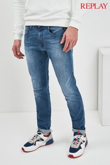 Replay® Hyperflex Anbass Slim Fit Jean