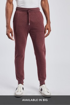 Pantalon de jogging à revers