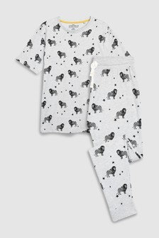 Just Like Me Mens Animal Pyjamas