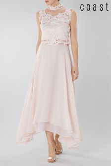 Coast Pink Harrie Soft Skirt