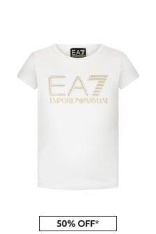 EA7 Emporio Armani Cotton T-Shirt