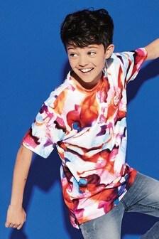 Marble T-Shirt (3-16yrs)
