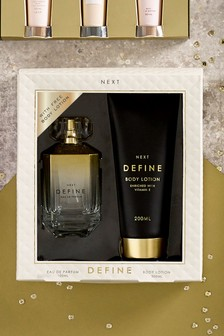 Define Eau De Parfum 100ml Gift Set