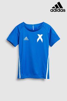 adidas Blue X Jersey