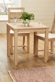 Barlow Fixed Dining Table