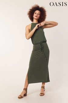 d447033380b8 Women's Dresses Oasis Green | Next Hong Kong