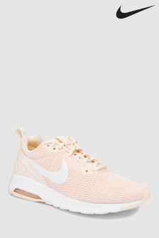 Nike Pink/White Air Max Motion