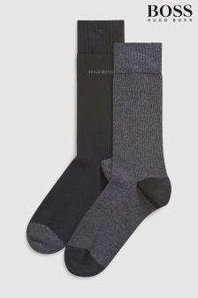 BOSS Socks Two Pack