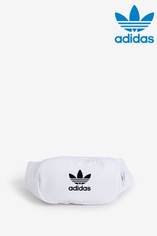 adidas Originals White Essential Cross Body Bag