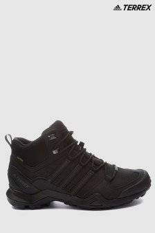 adidas Black Terrex Swift R2 Mid
