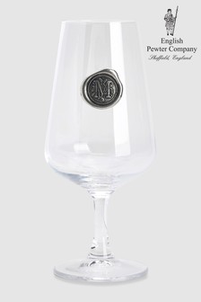 English Pewter Company Personalisiertes Bierglas, 57 cl