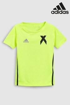 adidas Yellow X Jersey