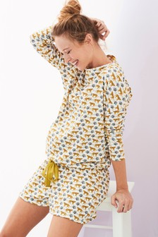 Maternity Short Set