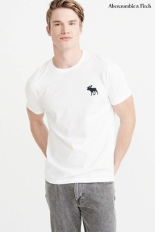 Abercrombie & Fitch Large Moose Tee