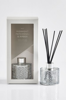 Midnight Patchouli & Amber 100ml Diffuser