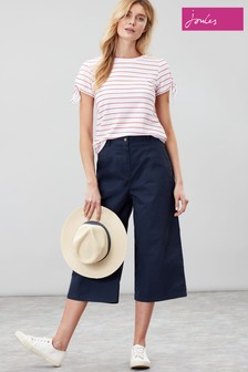 Joules Compton Wide Leg Trousers