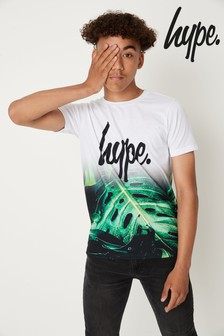 Hype. Leaf Fade T-Shirt