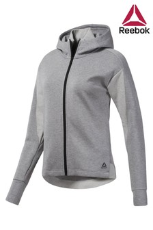 Reebok Grey Quick Hoody