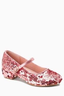 Sequin Heels (Older)