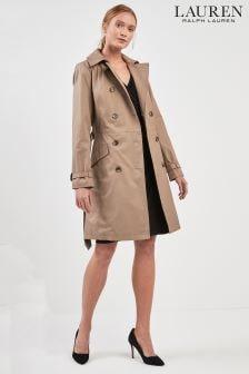 Lauren Ralph Lauren® Camel Trench Coat