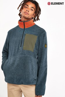 Element Blue Windrift Fleece