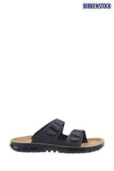 Birkenstock Black Bilbao Mule Sandals