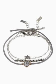 Набор браслетов со звездочками